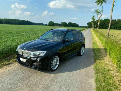 gebraucht Alpina XD3 Bi-Turbo+LED+Panorama+Head-Up+Winterreifen