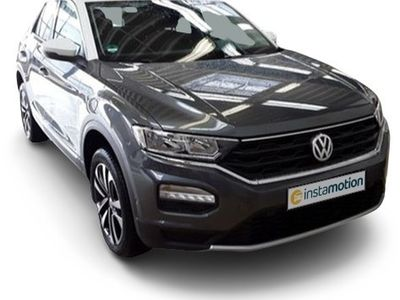 gebraucht VW T-Roc T-Roc1.6 TDI IQ.Drive ACC Sitzhzg. App Navi