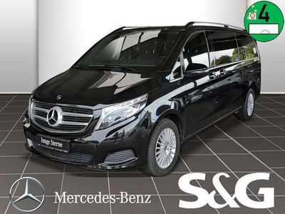 gebraucht Mercedes V250 d AVANTGARDE Extralang DAB RF Kamera LED