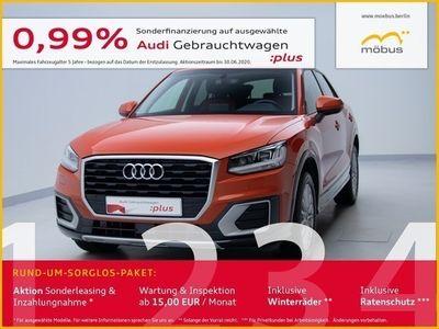 gebraucht Audi Q2 1.0 TFSI Design 6-GA*LED*NAV*PDC*GRA*SHZ*BT
