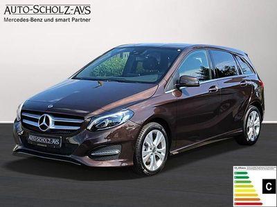 gebraucht Mercedes B200 Urban+LED+Navi+PDC