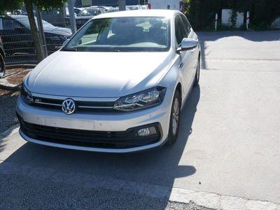 gebraucht VW Polo 1.0 TSI HIGHLINE * R-LINE EXTERIEUR PDC SITZHEIZUNG KLIMAAUTOMATIK 15 ZOLL