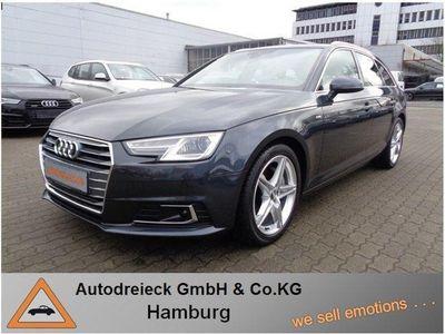 gebraucht Audi A4 Av. 2.0 TDI quattro S-tronic S-Line ACC Kamera