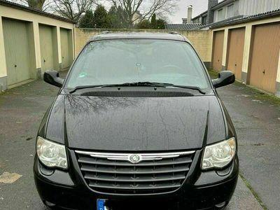 gebraucht Chrysler Voyager 2.8 CRD als Van/Kleinbus in Gifhorn