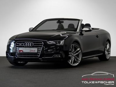 gebraucht Audi S5 Cabriolet 3.0 TFSI quat./S tronic