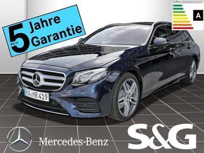 gebraucht Mercedes E300 T AMG-Line COMAND/LED/360°K/Pano/KEYLESS