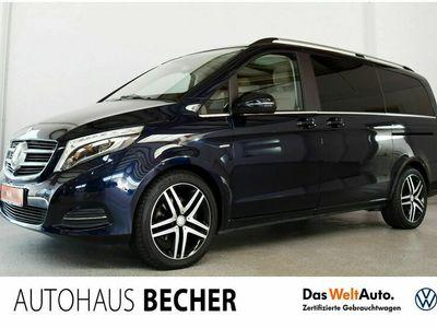"gebraucht Mercedes V250 CDI ""d Exclusive Edition lang"" Automatik"