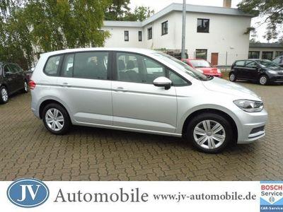 gebraucht VW Touran 1.2 TSI BMT*7-SITZE NAV CLIMATRONIC*AHK*