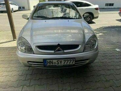 gebraucht Citroën Xsara 1.6 TÜV 04/23!