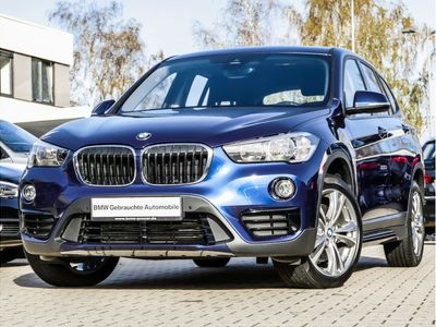 used BMW X1 xDrive20d Sport Line