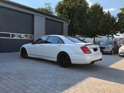 gebraucht Mercedes S500L S -Klasse Lim.Pano./Vollausstattung