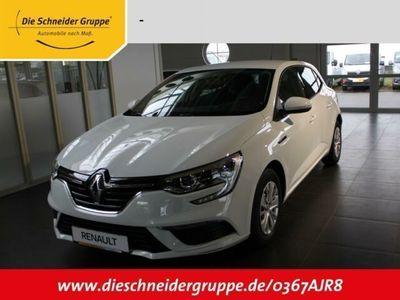 gebraucht Renault Mégane Life TCe 115 GPF Klima Radio