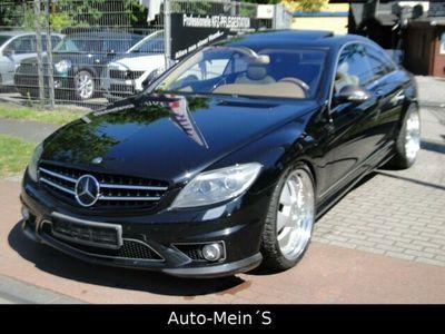 gebraucht Mercedes CL65 AMG AMG Sehr Sauber Voll Scheckheft