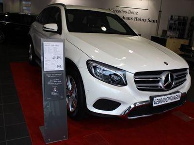 gebraucht Mercedes GLC250 GLC-Klassed 4Matic AMG