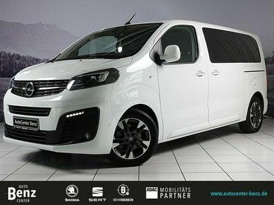 gebraucht Opel Zafira Life 2.0 D M Elegance *AHK*NAVI*HEAD-UP* Klima Navi