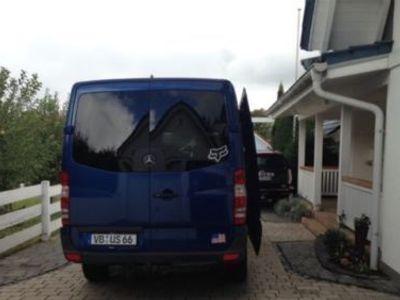 gebraucht Mercedes Sprinter 318, Navi, Schiebedach, AHK, Xenon