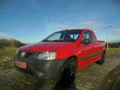 gebraucht Dacia Logan Pick-Up 1.6 Benzin-Plane AHK-61 Tkm!!