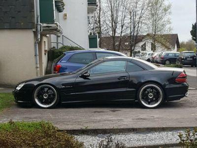 gebraucht Mercedes SL500 AMG Sportpaket TÜV Neu