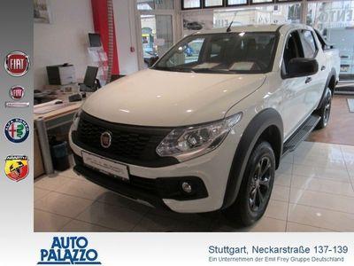 gebraucht Fiat Fullback Cross LX 4WD DoKa Aut.4 Jahre Garantie