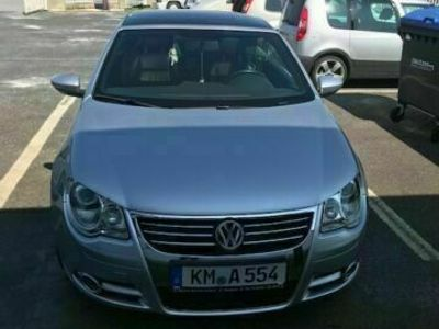 gebraucht VW Eos Top gepflegter1.4 TSI unfallfrei,HU 11/22