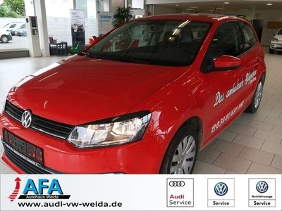 gebraucht VW Polo 1,0 Comfortline Klima,PDC vr.+hi.