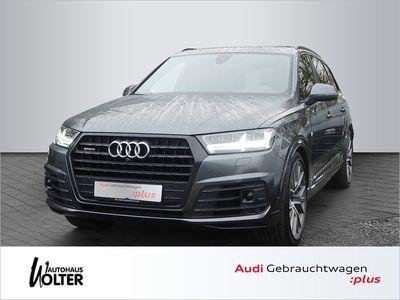 gebraucht Audi Q7 S line 50 TDI quattro AHK NAVI LED STANDHZ