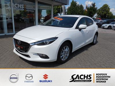 gebraucht Mazda 3 SKYACTIV-G 120 AL-EXCLUSIVE