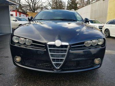 gebraucht Alfa Romeo 159 Alfa2.4 JTDM KLIMATRONIK*ALUS*EURO 4*