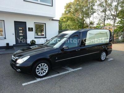 gebraucht Mercedes CLS280 CDI BINZ Bestattungswagen / Leichenwagen