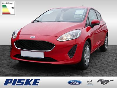 second-hand Ford Fiesta Trend