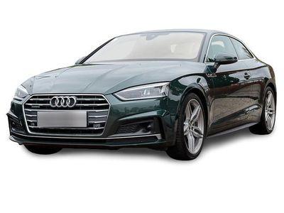 gebraucht Audi A5 Coupe 2.0 TDI Q 2x S line Navi+ LED AHK Kamera