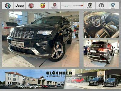 gebraucht Jeep Grand Cherokee Summit 3.0l V6