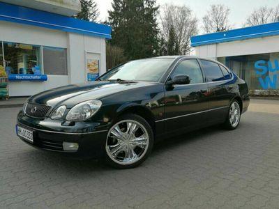 gebraucht Lexus GS300 !!!TOP ZUSTAND!!! LPG !!!