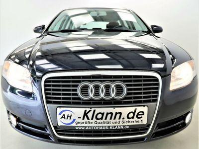 gebraucht Audi A4 2.0 TDI 140PS Automatik NAVI PDC SHZ
