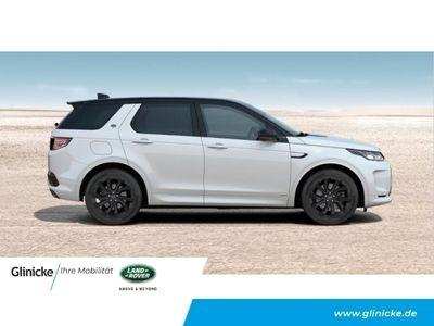 gebraucht Land Rover Discovery Sport D180 R-Dynamic S Leder Navi Keyless e-Sitze El. Fondsitzverst. ACC