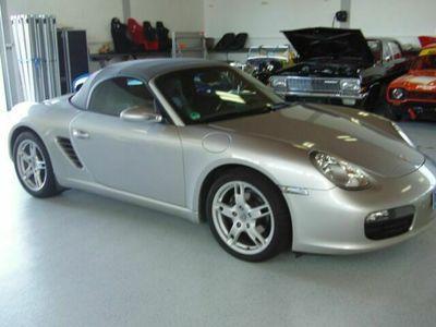 gebraucht Porsche Boxster Tiptronic S