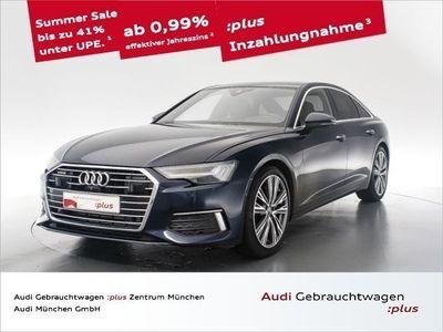 "gebraucht Audi A6 50 TDI qu. design UPE:107"" Pano/Allradlenkung/HD-M"