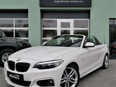 gebraucht BMW 230 i Cabrio M Sport Line/Navi/Leder/PDC