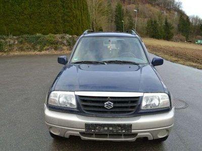 gebraucht Suzuki Grand Vitara 2.5 V6 ALLRAD*KLIMA*STANDHEIZUNG