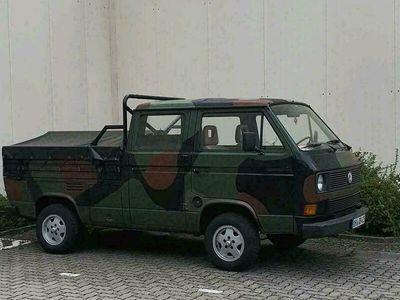 gebraucht VW T3 VWBundeswehr Doca 1,7 D