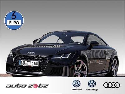 gebraucht Audi TT Coupé 45TFSI quattro S tronic 2x S Line, LED, N