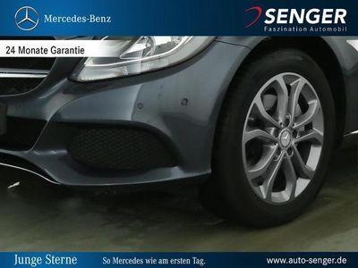 gebraucht Mercedes C220 d Limousine Avantgarde Avantgarde Park-Assist