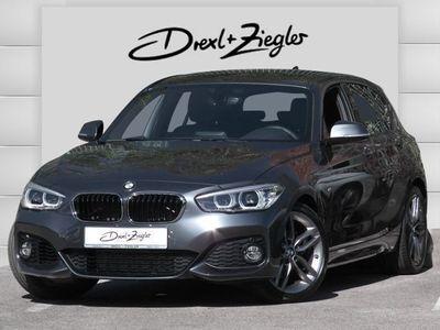 gebraucht BMW 118 i 5-t. M Sport Leder LED Alu18 SHZ PDC Tempomat