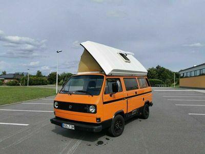 gebraucht VW T3 Camper CV (ähnlich CU, kein Syncro) HU neu H