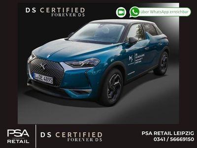 gebraucht DS Automobiles DS3 Crossback PureTech 130 Aut. SO CHIC,Klima,Na