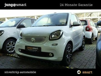gebraucht Smart ForTwo Cabrio 66 kW turbo twinamic Automat