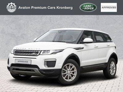 gebraucht Land Rover Range Rover evoque TD4 Aut. Pure