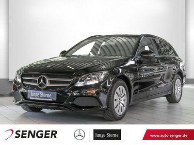 käytetty Mercedes C250 T d Navi AHK Tempomat Sitzheizung