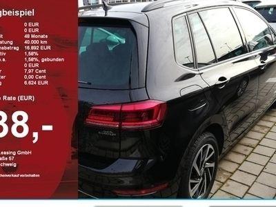 gebraucht VW Golf Sportsvan JOIN 1.0 TSI BMT Navi Sitzh.