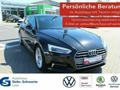 gebraucht Audi A5 Sportback 2.0 TFSI sport NAVI SHZG TEMP XENON